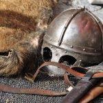 Helmet and Sword Test of Resolve